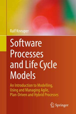 Buchcover: Software Processes and Life Cycle Models