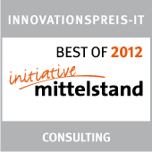 Logo: Innovationpreis-IT